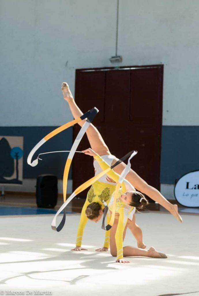 gimnasia ritmica españa releve